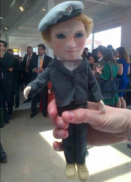 H Doll