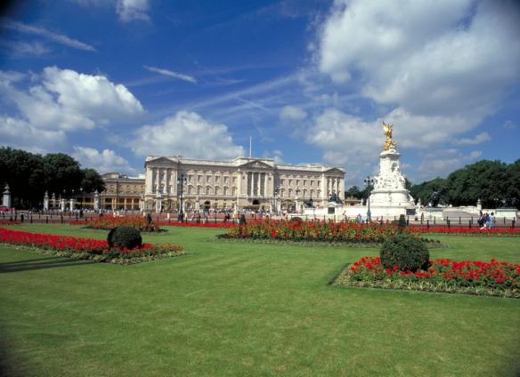 Buckingham Palace, via VisitBritain Images