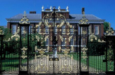 Kensington Palace, via VisitBritain Images